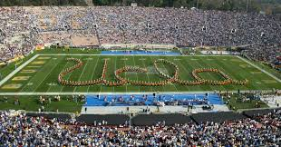 UCLA football field