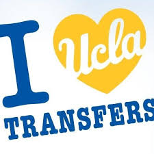 UCLA transfers graphic